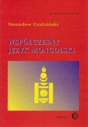 Współczesny język mongolski Stanisław Godziński