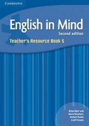 English in Mind 5 Teachers Resource Book Brian Hart Mario Rinvolucri Herbert Puchta