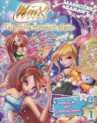 Winx Club Tajemnica morskich głębin Część 1