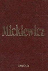 Literatura słowiańska Kurs drugi Dzieła Tom IX Adam Mickiewicz