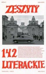 Zeszyty literackie 142 Marzec '68