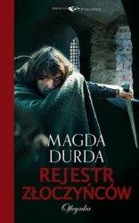 Rejestr złoczyńców Magda Durda