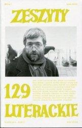 Zeszyty Literackie 129
