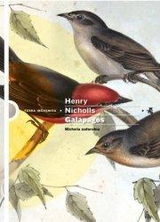 Galapagos Historia naturalna Henry Nicholls