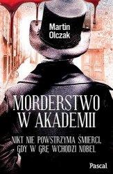 Morderstwo w Akademii Martin Olczak