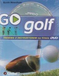 Go Golf Trening z instruktorem na filmie DVD Gavin Newsham