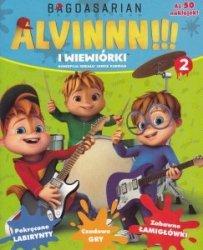 Alvinnn!!! I Wiewiórki cz 2