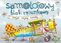 Samolotowy blok rysunkowy Artur Nowicki