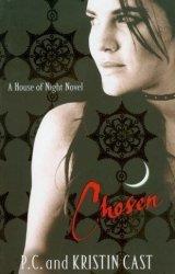 House of Night 3 Chosen P.C. Cast, Kristin Cast (książka w j. angielskim)