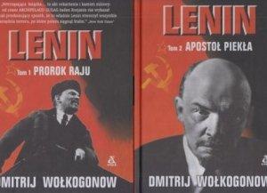 Lenin Prorok raju / Apostoł piekła Tom 1 i 2 Dmitrij Wołkogonow