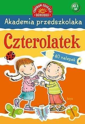 Akademia przedszkolaka Czterolatek