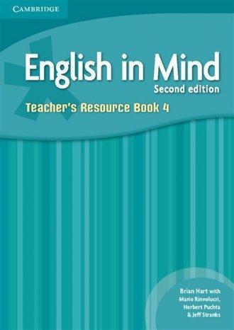 English in Mind 4 Teachers Resource Book Brian Hart Mario Rinvolucri Herbert Puchta Jeff Stranks