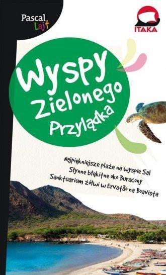 Wyspy Zielonego Przylądka Elżbieta Sieradzińska przewodnik Pascal Lajt