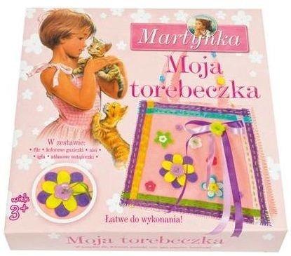 Martynka Moja Torebeczka Zestaw Kreatywny