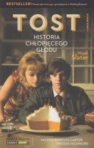 Tost Historia chłopięcego głodu Nigel Slater