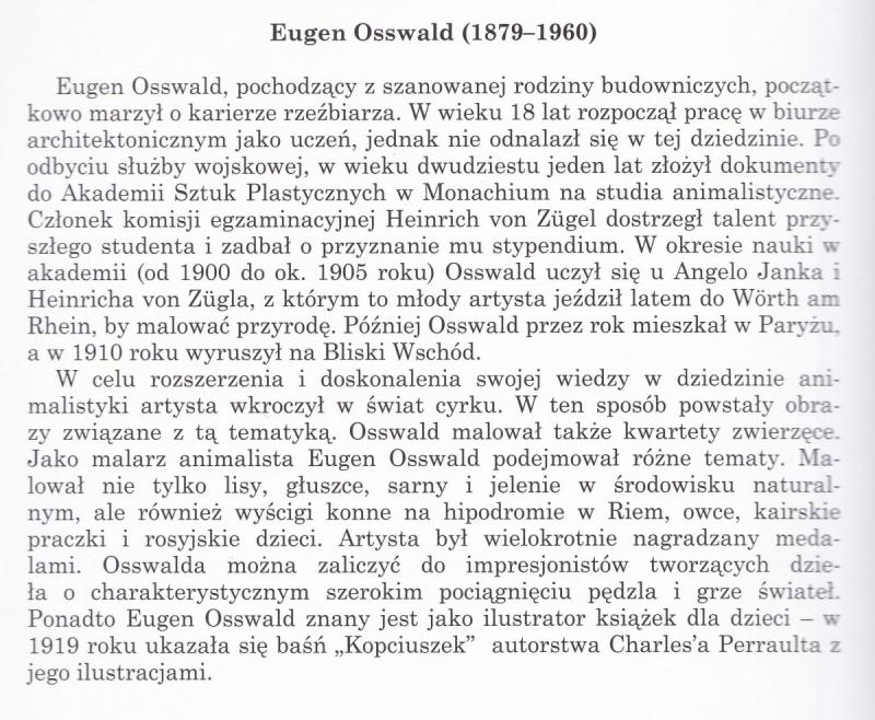 Kot W Butach Baśń Charlesa Perraulta Rysunki Eugena Osswalda Seria Złoty Wiek