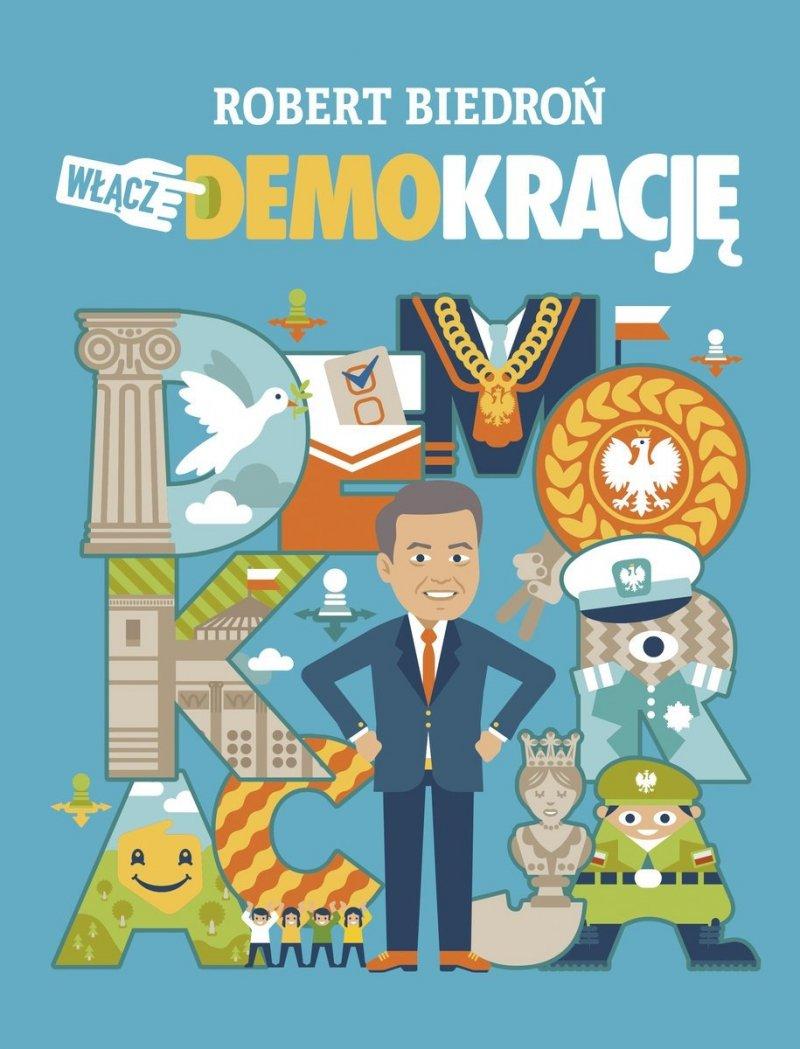 Włącz demokrację Robert Biedroń