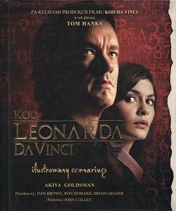Kod Leonarda da Vinci ilustrowany scenariusz Akiva Goldsman