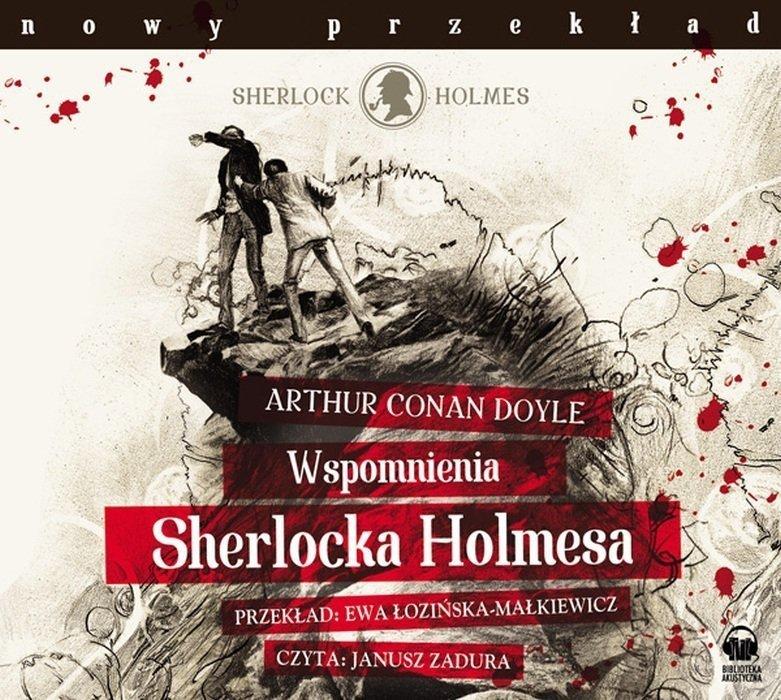 Wspomnienia Sherlocka Holmesa Arthur Conan Doyle Audiobook mp3