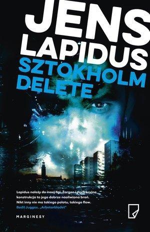 Sztokholm delete Jens Lapidus