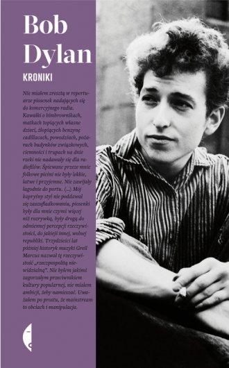 Kroniki Tom 1 Bob Dylan
