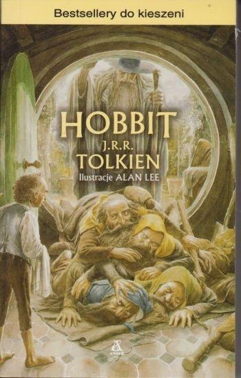 Hobbit J.R.R. Tolkien 9788324150069