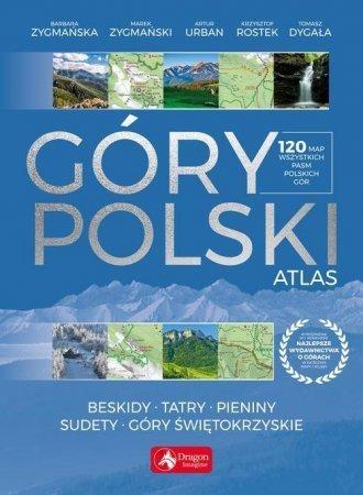 Góry Polski. Atlas