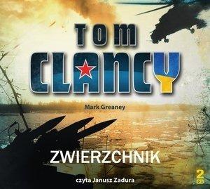 Zwierzchnik Tom Clancy Audiobook mp3 CD