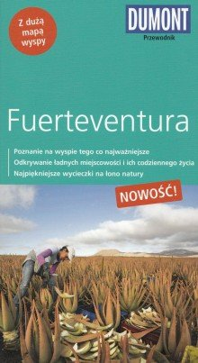 Fuerteventura Przewodnik Dumont