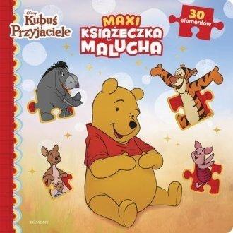 Kubuś i przyjaciele Maxi - książeczka malucha