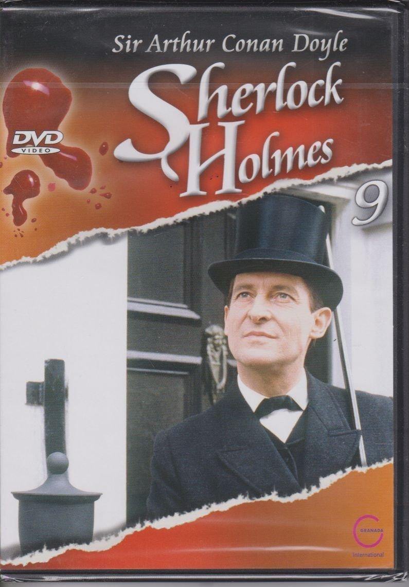 Sherlock Holmes Sir Arthur Conan Doyle cz. 9 Pusty dom, Druga plama DVD