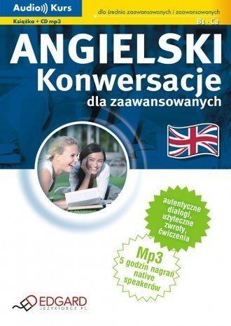 Angielski Konwersacje dla zaawansowanych (+ CD)