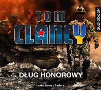 Dług honorowy Tom Clancy