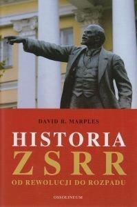 Historia ZSRR Od rewolucji do rozpadu David R Marples