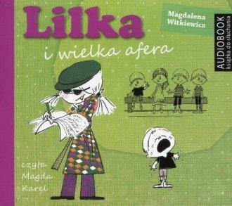 Lilka i wielka afera (CD mp3) Magdalena Witkiewicz