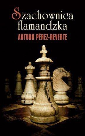 Szachownica flamandzka Arturo Perez-Reverte (pocket)