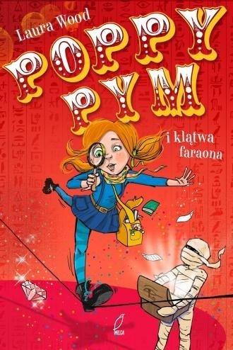 Poppy Pym i klątwa faraona Laura Wood