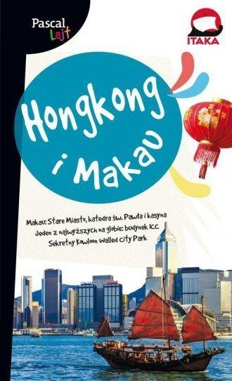 Hongkong i Makau przewodnik Pascal Lajt