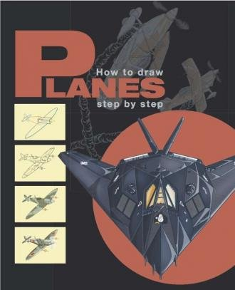 How to draw - Planes Step by Step