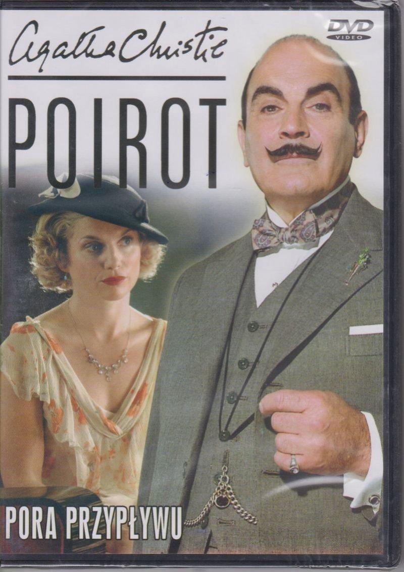 Poirot Agatha Christie cz. 25 Pora przypływu DVD