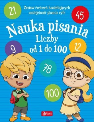 Nauka pisania Liczby od 1 do 100