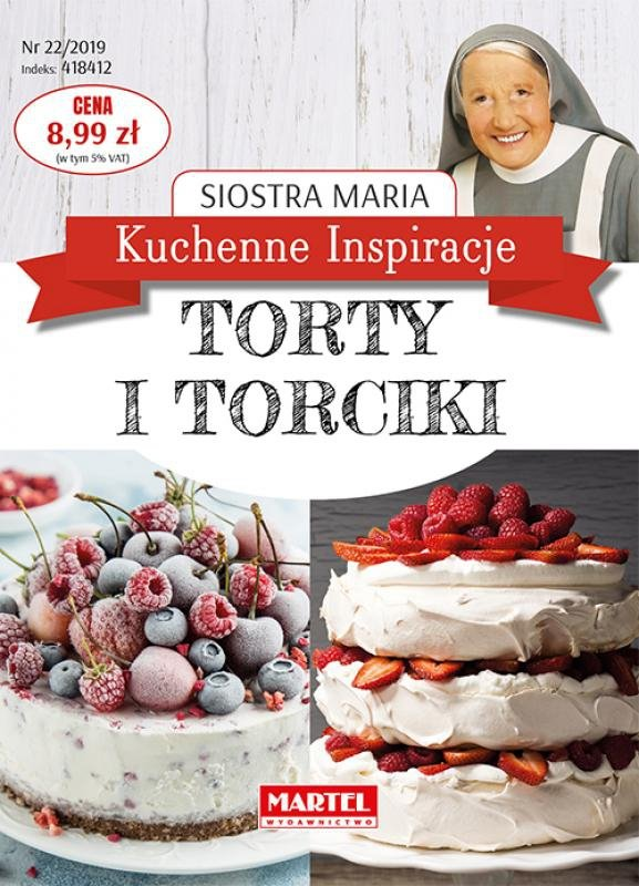 Torty i torciki Kuchenne Inspiracje Siostra Maria