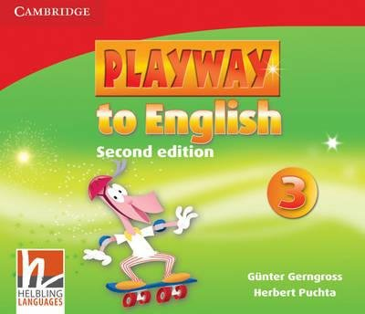Playway to English cz. 3 (CD mp3)