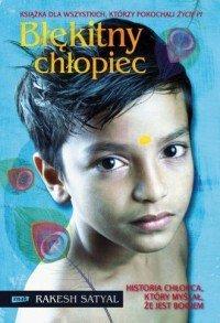 Błękitny chłopiec Rakesh Satyal