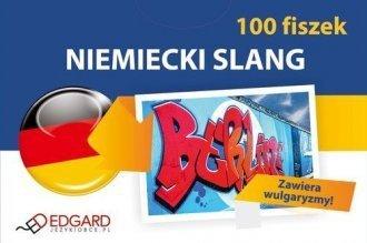 Język niemiecki 100 Fiszek Slang Małgorzata Sroka