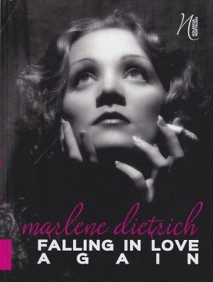 Marlene Dietrich Falling in Love Again Nostalgia książka + film