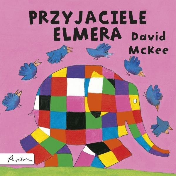 Przyjaciele Elmera David McKee