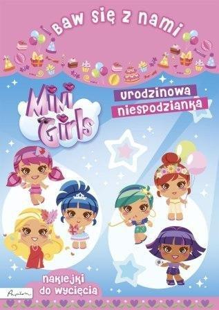 Baw się z nami Mini Girls Urodzinowa niespodzianka