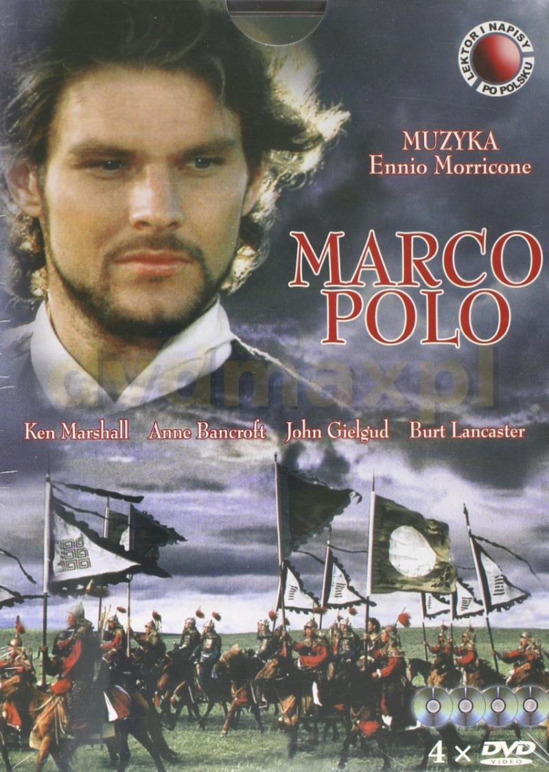 Marco Polo film DVD