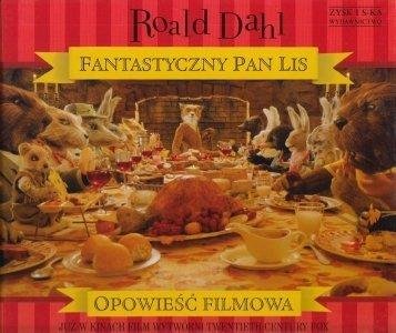 Fantastyczny pan Lis Roald Dahl (oprawa twarda)